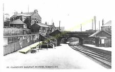 Sinclairtown Railway Station Photo. Kirkcaldy - Dysart. Thornton Jct. Line. (3)