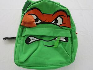 Nickelodeon Teenage Mutant Ninja Turtles Backpack Tote Bag
