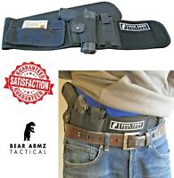 Belly Band Holster for Concealed Carry by Bear Armz Tactical | S&W Glock Sig