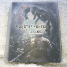 Steel book only Monster Hunter World Iceborne Ice Borne CAPCOM F/S game