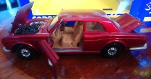 CORGI 279 ROLLS ROYCE CORNICHE w OPENING DOORS, BOOT AND Bonnet & BOXED