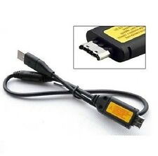Samsung Cámara Digital batería charger/usb Cable Para M100, M110, MIVVY, M310w