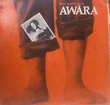 "INDIA RARE LP VINYL RECORD "" AWARA"" RAJ KAPOOR MOVIES ALL TIME HIT MUSIC"