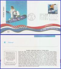 USA3 #3191d U/A FLEETWOOD FDC 1990s Extreme Sports