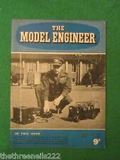 MODEL ENGINEER - TELESCOPIC TRIPOD - 2 June 1955 vol 112 #2819