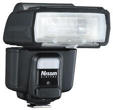 Nissin i60A Flashgun for Canon Digital Camera   Tube and LED Lighting - NFG015C