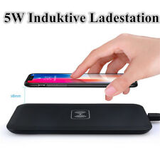 iPhone X/8 Induktive Ladestation Wireless Kabellos Samsung Ladegerät Qi Charger