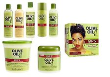 ORS Olive Oil Intense Moisturising Hair Care/Styling Products For Textured Hair