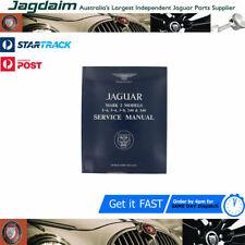 New Jaguar Mk Workshop Manual S/B E121 E121/7