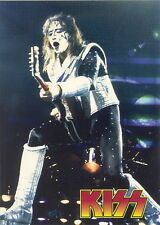 KISS SERIES 1 CORNERSTONE COMMUNICATIONS PROMO CARD P3