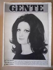 GENTE n°21 1964 MINA Stefania Sandrelli Alberto Sordi Umberto di Savoia [G744]