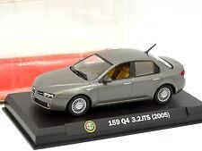 Edison Presse 1/43 - Alfa Romeo 159 Q4 3.2 JTS 2005 Grise