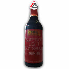 Lee Kum Kee - Superior Light Soy Sauce - 500 ml