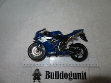 Maisto Yamaha Diecast Motorcycle Bike Model Collectible Toy Blue F YZF-R1 R1
