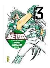 Manga Saint Seiya Deluxe Les Chevaliers du Zodiaque tome 3 Masami Kurumada Kana