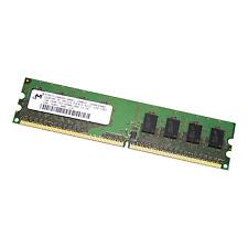 SDRAM 1GO pc2-6400 DDR2 666