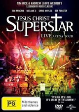 Jesus Christ Superstar (DVD, 2013) Region 4, new & sealed, Live Arena Tour