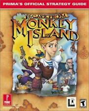 Escape From Monkey Island: Prima's Official Strategy Guide