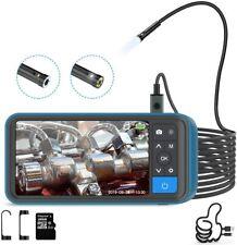 Industrie Endoskop Rohrkamera Endoskopkamera Inspektionskamera 1080P 4,5Zoll IPS