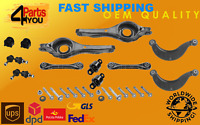 FORD FOCUS MK1 MK2 C-MAX REAR SUSPENSION WISHBONES ARMS BUSHES KIT SET LINKS FUL