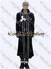 Sword Art Online Kirito Cosplay Costume_commission844