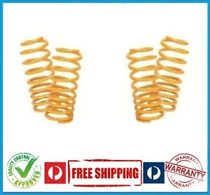 JEEP GRAND CHEROKEE WK2 11-ON FRONT COIL SPRINGS/REAR COIL SPRING KIT - 100KG