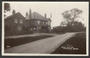 Postcard Pinkneys Green nr Maidenhead Berkshire chickens by Post Office early RP