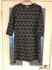 Ladies Clothes Size Large Zara Trafuc Dress Black Smart Casual Work? (21)