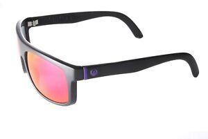Dragon Womser 2 805 Matte Black Plasma Purple Ski Surf Snowboard Sunglasses