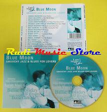 CD BLUE MOON compilation 1999 CHARLES MILLER HOLIDAY EVANS (C1) no lp mc dvd vhs
