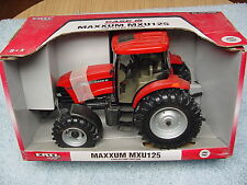 ERTL 1/16 CASE IH INTERNATIONAL HARVESTER MAXXUM MXU 125 CE TRACTOR