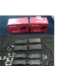 Range Rover Sport 2,7 tdv6 3.6 tdv8 4.2 4.4 Pastillas De Freno Brembo Delantero Trasero De Sensor