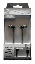 Arctic Cooling E231 Headphones with Microphone (Black)