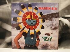 MARTIN BISI - CREOLE MASS LP UNPLAYED WITH LEE RANALDO OF SONIC YOUTH FRED FRITH