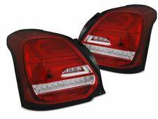 Llums laterals LED Suzuki Swift VI 2017->Indicadors Dinàmics Blancs Vermells E L