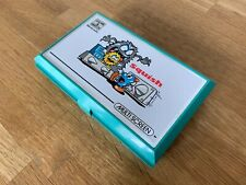 Nintendo Game and Watch Squish 1986 LCD Electronic Game - Superb Condition.