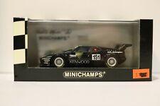 1/43 MINICHAMPS BMW M1 400 862551 KRANKENBERG/GAIL/BECKER ADAC 1000km 1986