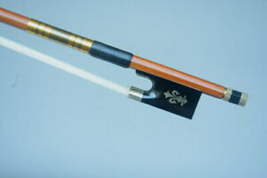 58.7G!Best model !An IPE Violin Bow Equivalent to Best Pernambucowood Bow!