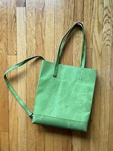 Freitag - Maurice Tote Bag - Apple Green