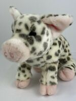 "Douglas Pauline Spotted Pig 13"" Plush Stuffed Animal Toy #1826 Piglet 2015 Cute"