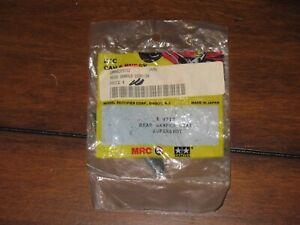 Tamiya 58054 X9712 Vintage Rear Damper Stay Parts Bag Supershot NEW NIB NOS RC