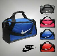 Nike Sports Gym Brasilia Small Grip Bag Holdall Size H24 x W48 x D23cm