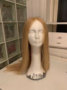 "Lacewigsbuy / iziwigs 22"" Body Wave #2 100% Remy Human Hair Wig"