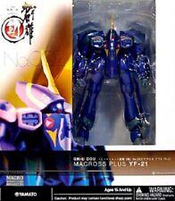 YAMATO Macross Plus YF-21 Battroid PVC Figure