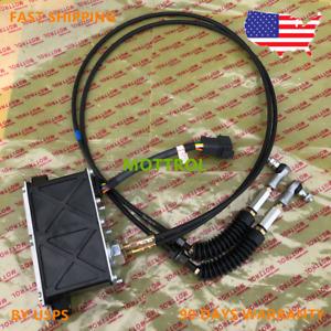 247-5209 Throttle STEPPER MOTOR GOVERNOR FITS CAT E314C E320C E320D E312C 320C