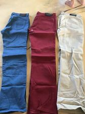 Bowery Slim Straight Jeans Lot 3 Pair Size 32 32