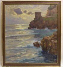 Schiffe & Seefahrt künstlerische Malereien aus 1900-1949