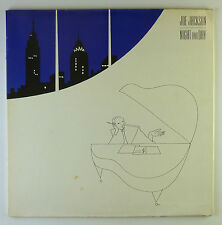 """12"""" LP - Joe Jackson - Night And Day - k5219 - washed & cleaned"""