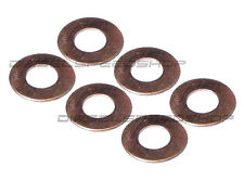 THIN Copper Sealing Washers Injector washers  Fits 1991-1998 Dodge Cummins 12v