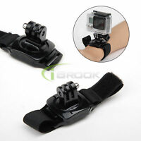 360 Rotating Wrist Band Strap Hand Mount Holder for Gopro Hero 3+ 3 2 1 Camera